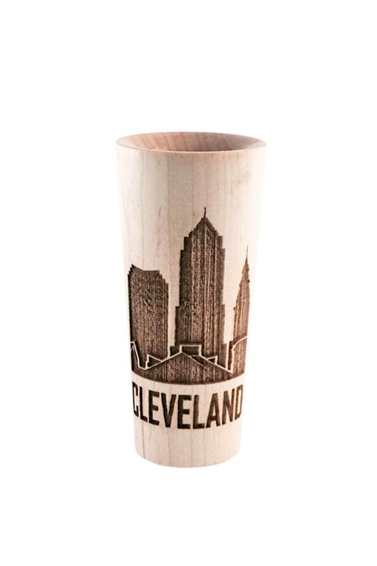 Cleveland Team Icon JamShot™ - Lumberlend Co.