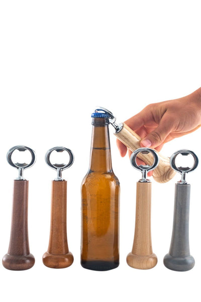 Baseball Bat Bottle Opener - Lumberlend Co.