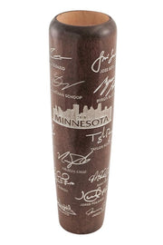 Mahogany w/ Silver Minnesota MLBPA 2019 Team Signature Mug - Limited Edition - Lumberlend Co.
