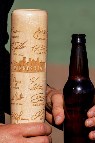 Minnesota Team Signature | Baseball Bat Mug