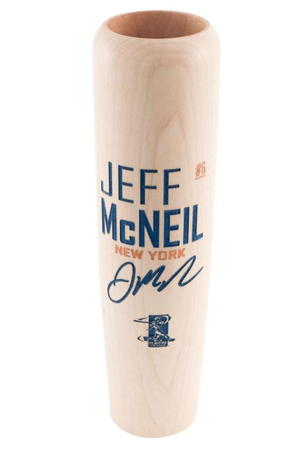 Natural W/ Paint Jeff McNeil - Locker Room Edition - Lumberlend Co.