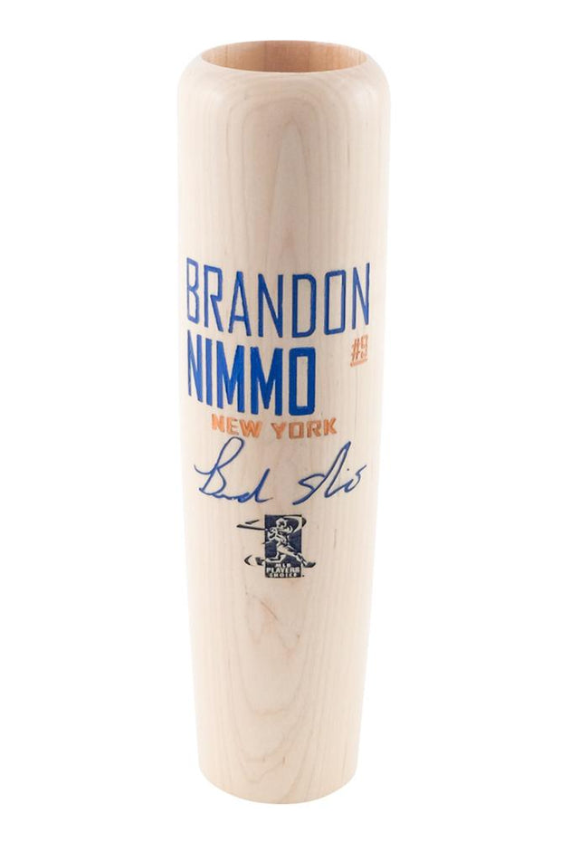 Natural W/ Paint Brandon Nimmo - Locker Room Edition - Lumberlend Co.