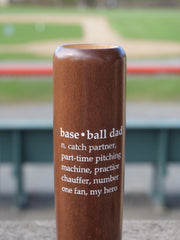 Baseball Dad Definition - Bat Mug