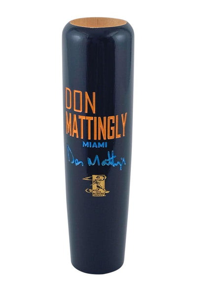 Painted Don Mattingly - Locker Room Edition - Lumberlend Co.