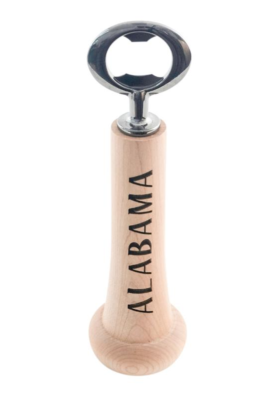 Alabama State Bottle Openers - Lumberlend Co.