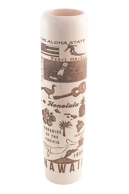 Hawaii State Collage Mug - Lumberlend Co.