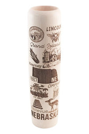 Nebraska State Collage Mug - Lumberlend Co.