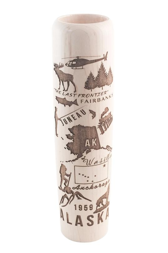 Alaska State Collage Mug - Lumberlend Co.