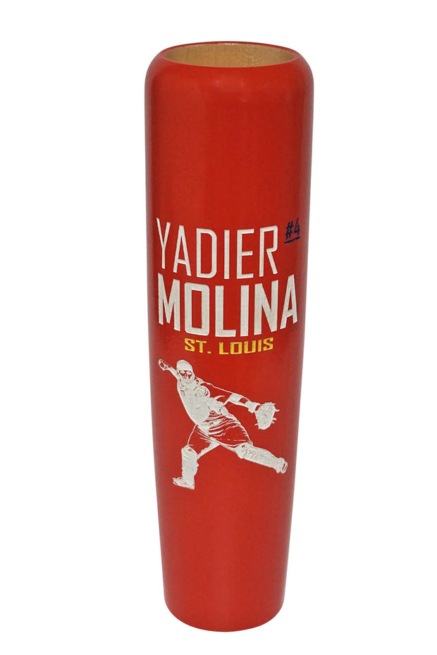 Yadier Molina - Locker Room Edition