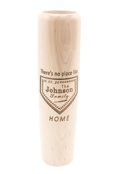 No Place Like Home Bat Mug - Lumberlend Co.