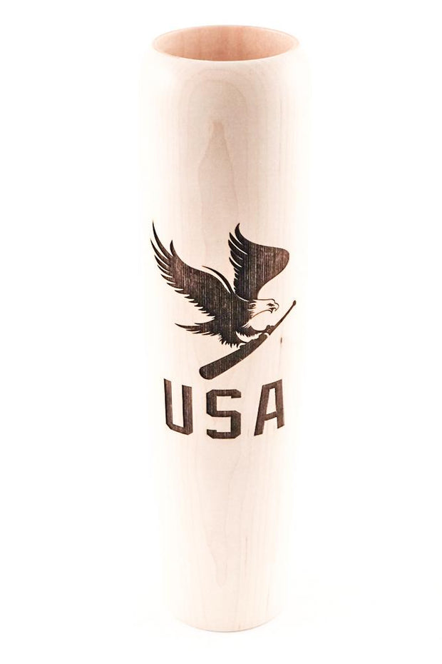 Bald Eagle Baseball Bat Mug - Lumberlend Co.