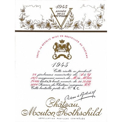 Chateau Mouton Rothschild auction brings in HK$32 million