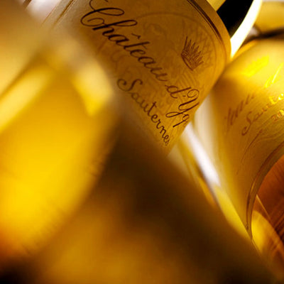 Stock Up on Chateau d'Yquem's latest!
