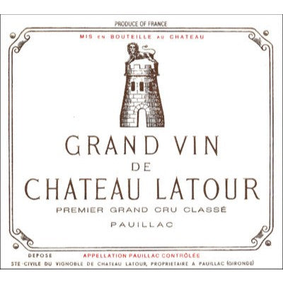 Changes at Chateau Latour