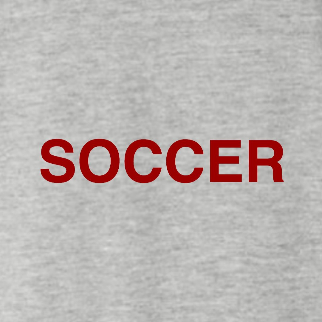 SOCCER | OBVIOUS SHIRTS.