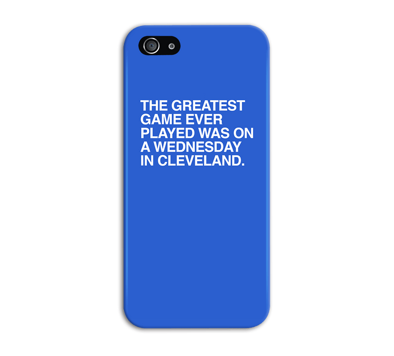 GREATEST GAME PHONE CASE - OBVIOUS SHIRTS.