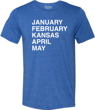 KANSAS MADNESS - OBVIOUS SHIRTS: For the fans, by the fans