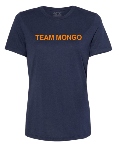 TEAM MONGO (WOMENS CREW) - OBVIOUS SHIRTS.