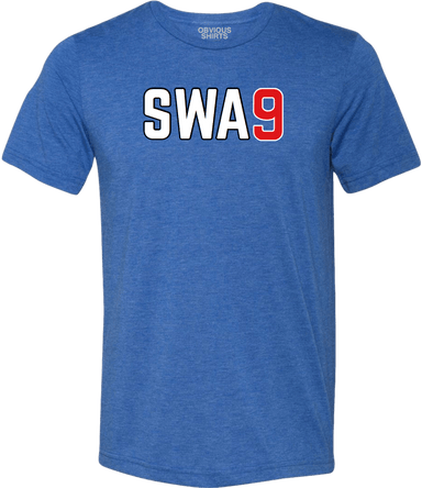 SWA9 - OBVIOUS SHIRTS: For the fans, by the fans