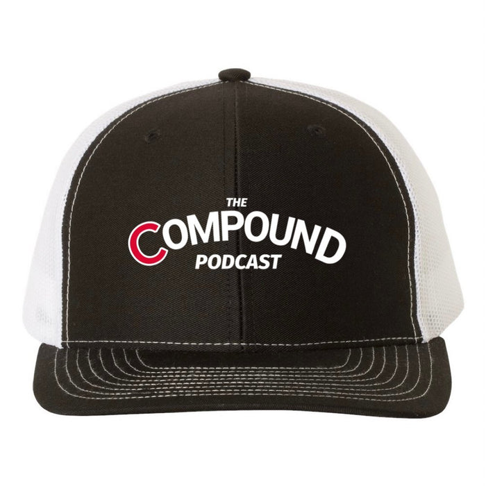 THE COMPOUND PODCAST HAT - OBVIOUS SHIRTS: For the fans, by the fans