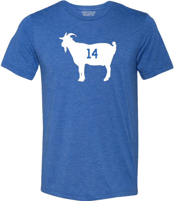 THE GOAT - OBVIOUS SHIRTS.