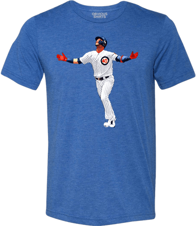 WILLSON HOME RUN - OBVIOUS SHIRTS.