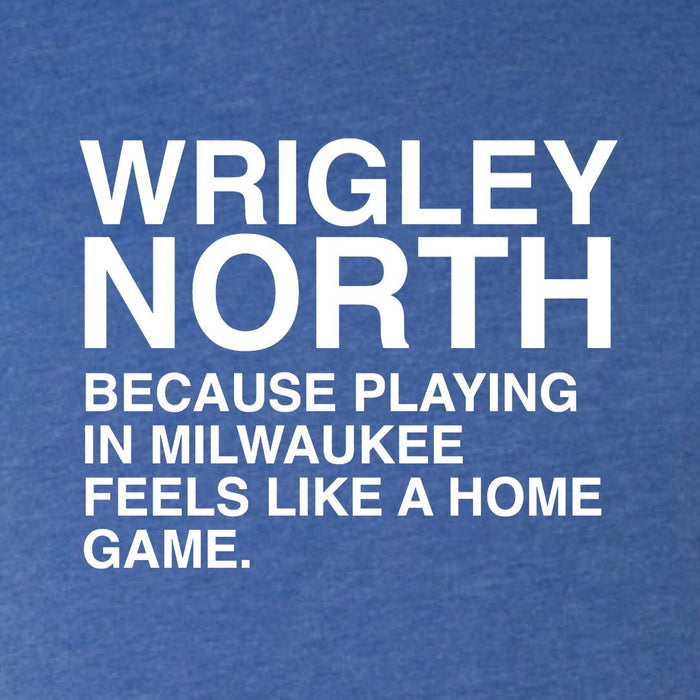 WRIGLEY NORTH - OBVIOUS SHIRTS.