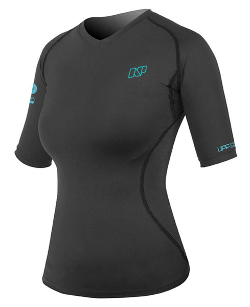 2018 NP COMPRESSION TOP S/S LADIES