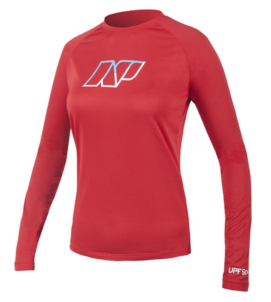2018 NP WATER T L/S LADIES