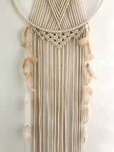 Macrame Dreamcatcher Wall Hanging