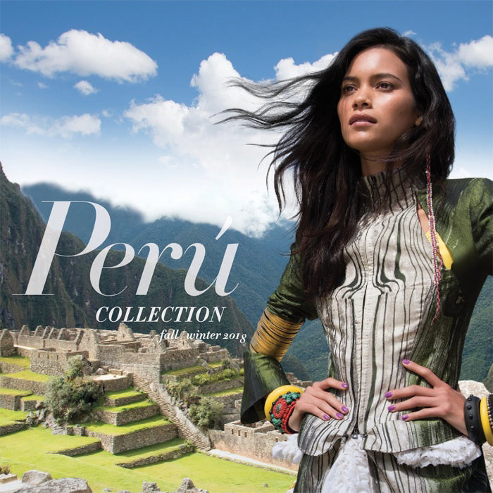 OPI Peru collection 2018