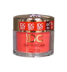 DND DC Dipping Powder 007 Canadian Maple 2oz