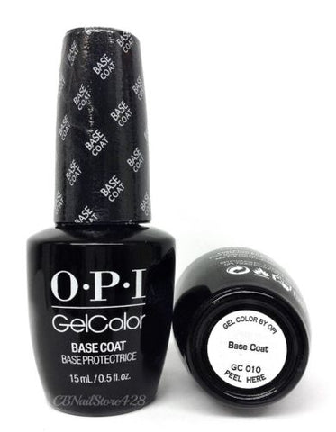 OPI Gel Color GC010 Base Coat