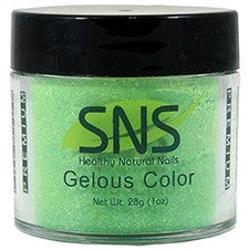 SNS Nail color dipping powder  CHAMELEON IGUANA  018  1 OZ