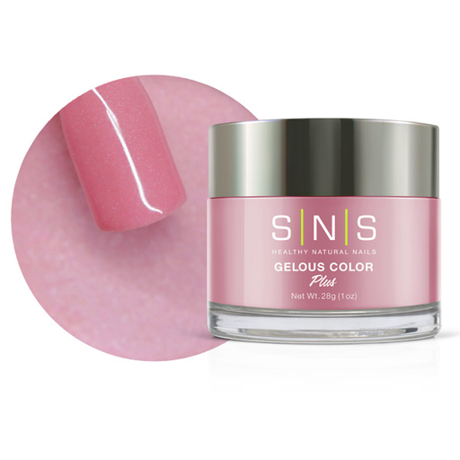 SNS Nail color dipping powder  LUSCIOUS MAUVE  027  1 OZ