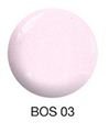 SNS Nail Color Dipping Powder BOS03 Pink Lemonade 1oz