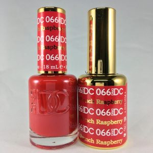 DND DC GEL & LACQUER French Raspberry DC066