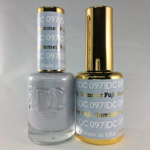 DND DC GEL & LACQUER Summer Fuji DC097
