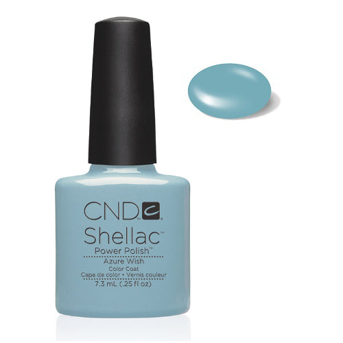 CND Shellac Power Polish AZURE WISH  #09855 .25 oz