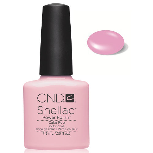 CND Shellac Power Polish CAKE POP #09859 .25 oz