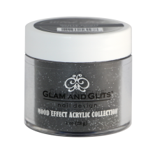 GLAM AND GLITS - MOOD EFFECT ACRYLIC - ME1027 WHITE NIGHT