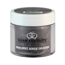 GLAM AND GLITS - MOOD EFFECT ACRYLIC - ME1037 MUD BATH