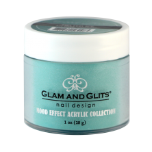 GLAM AND GLITS - MOOD EFFECT ACRYLIC - ME1048 MELTED ICE