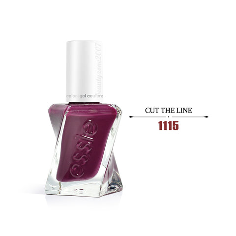 Essie Nail Polish Lacquer Cut The Line 1115