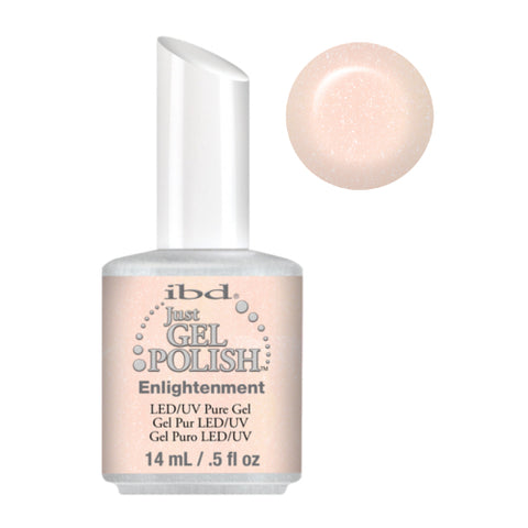 IBD Just Gel Polish  Enlightenment 56576 .5 oz