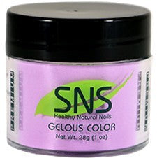 SNS Nail color dipping powder  DIVINE INTIMACY  127  1 OZ