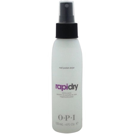 OPI Nail Lacquer Top Coat  Rapid Dry Spray 4  fl. oz