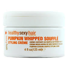 HEALTHY HAIR PUMPKIN WHIPPED SOUFFLE STYLING CREME 4 oz