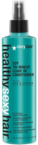 HEALTHY SEXY HAIR - SOY TRI-WHEAT LEAVE IN CONDITIONER - 8.5 OZ