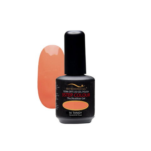 BSG BEBIO MATCHING GEL + LACQUER SET  #14 TANGY  p1